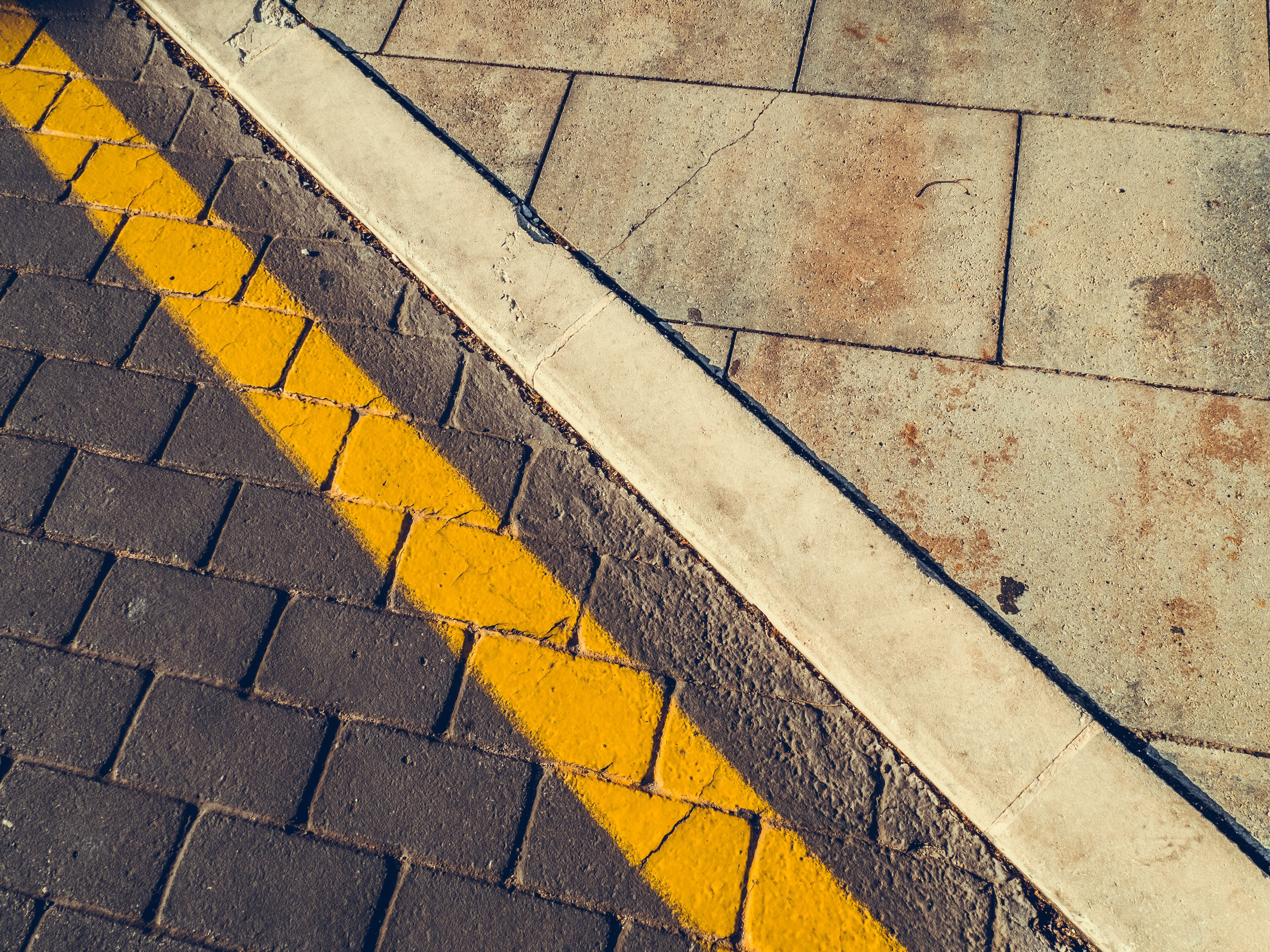 street sidewalks meeting; AI recruiting