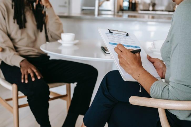 manager recruiting an employee ; pre-employment assessment