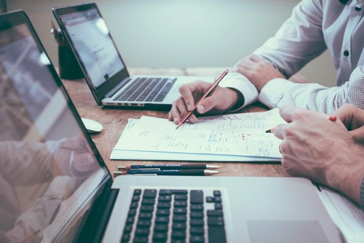 Laptop screening; pre-employment assessment